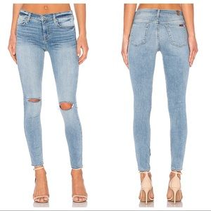 NWT 7 For All Mankind Ankle Skinny Jeans